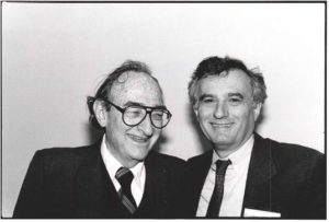Jerome Balter and Michael Churchill