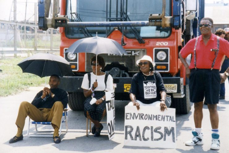 Community organizations in Chester, Pennsylvania to take on environmental racism and the concentration of polluting facilities in the community