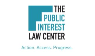 The Public Interest Law Center logo