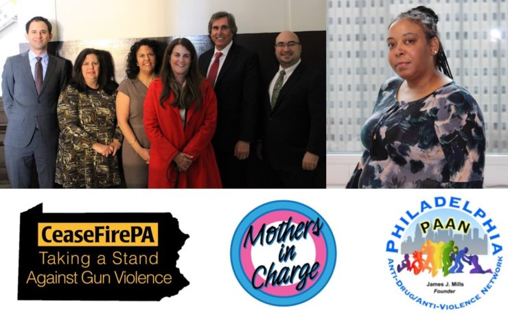 Our clients taking on gun violence in Philadelphia